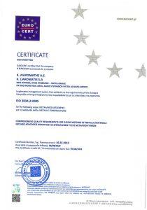 ISO 3834 2 EN