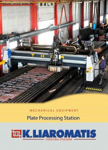 Plate Processing Station 1