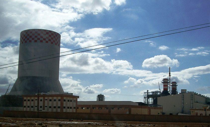 Μονάδα Παραγωγής Ηλεκτρικής Ενέργειας Συνδυασμένου Κύκλου με Φυσικό Αέριο, Συρία – Deir Ali II