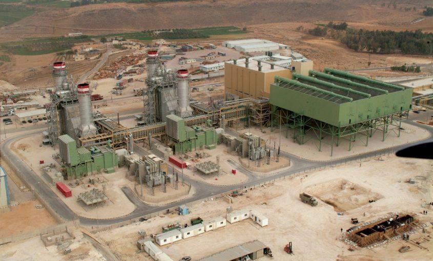 Μονάδα Παραγωγής Ηλεκτρικής Ενέργειας Ανοιχτού / Συνδυασμένου Κύκλου, Ζάρκα Ιορδανίας