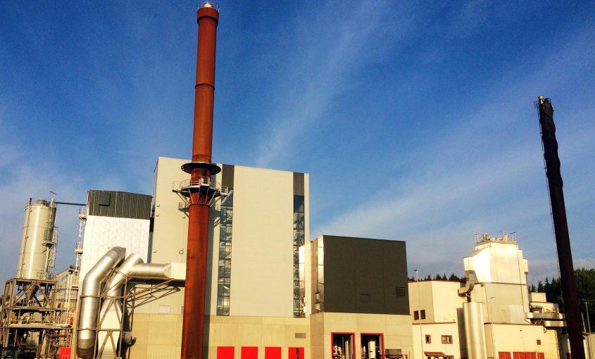 Μονάδα Παραγωγής Θέρμανσης & Ηλεκτρικής Ενέργειας- Mjölby-Svartådalen Energi