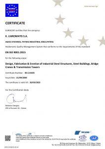 EN ISO 9001 EN