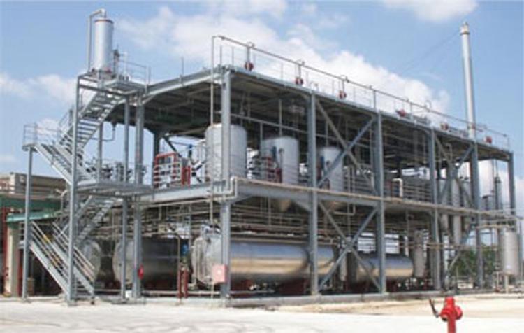 Pettas Biodiesel - Steel Structure